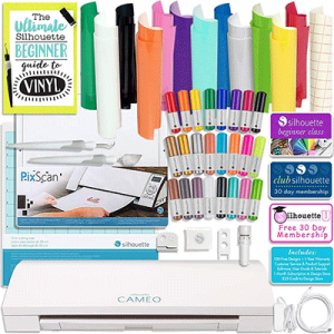 Silhouette Cameo 3 best vinyl cutter for t shirts