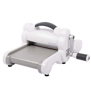 product photo of Sizzix Big Shot Starter Kit Manual Die Cutting Machine